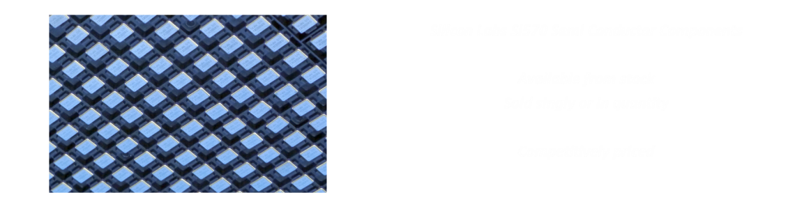 Silicon Labs Components