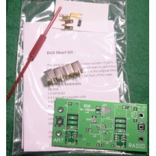 DG8 2M Masthead Pre-Amplifier 144MHz -  Short Kit