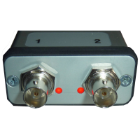 Low Jitter Precision GPSDO Reference Oscillator (2 Port)