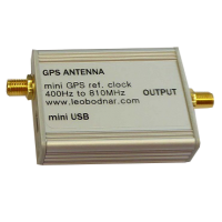 Mini Low Jitter Precision GPSDO Reference Oscillator (1 Port)
