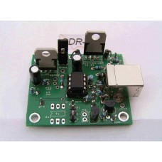 QRP2000 USB Controlled RF Synthesizer Kit 5 - 1.417 GHz with Si570DBA (CML)