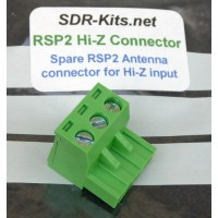 SDRplay RSP2 Hi-Z Connector