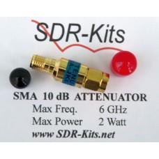 SMA Attenuator 10dB