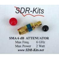 SMA Attenuator 6dB