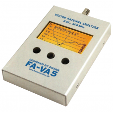 New! FA-VA5 600MHz Vector Antenna Analyzer Kit