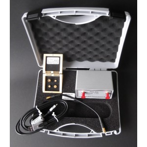 VNWA3E Presentation Case With Rosenberger Calibration Kit
