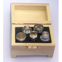 Mini Circuit Termination - 5 part N Connector (Male and Female) Calibration Kit