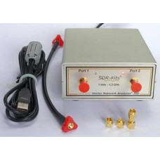 DG8SAQ USB-Controlled VNWA 3SE Automatic 2 Port VNA SMA Connectors incl 3 pcs Calibration Kit