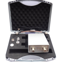 DG8SAQ USB-Controlled VNWA 3SE Automatic 2 Port VNA: N-Connector, 4pc Cal Kit, RG400 Cable + Free Case