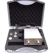 DG8SAQ USB-Controlled VNWA 3SE Automatic 2 Port VNA: N-Connector,  4 pc Calibration SOLT,  RG400 cable & Free Presentation Case
